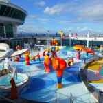 H2O Zone on Independence of the Seas