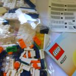 LEGO Set 40227 pieces