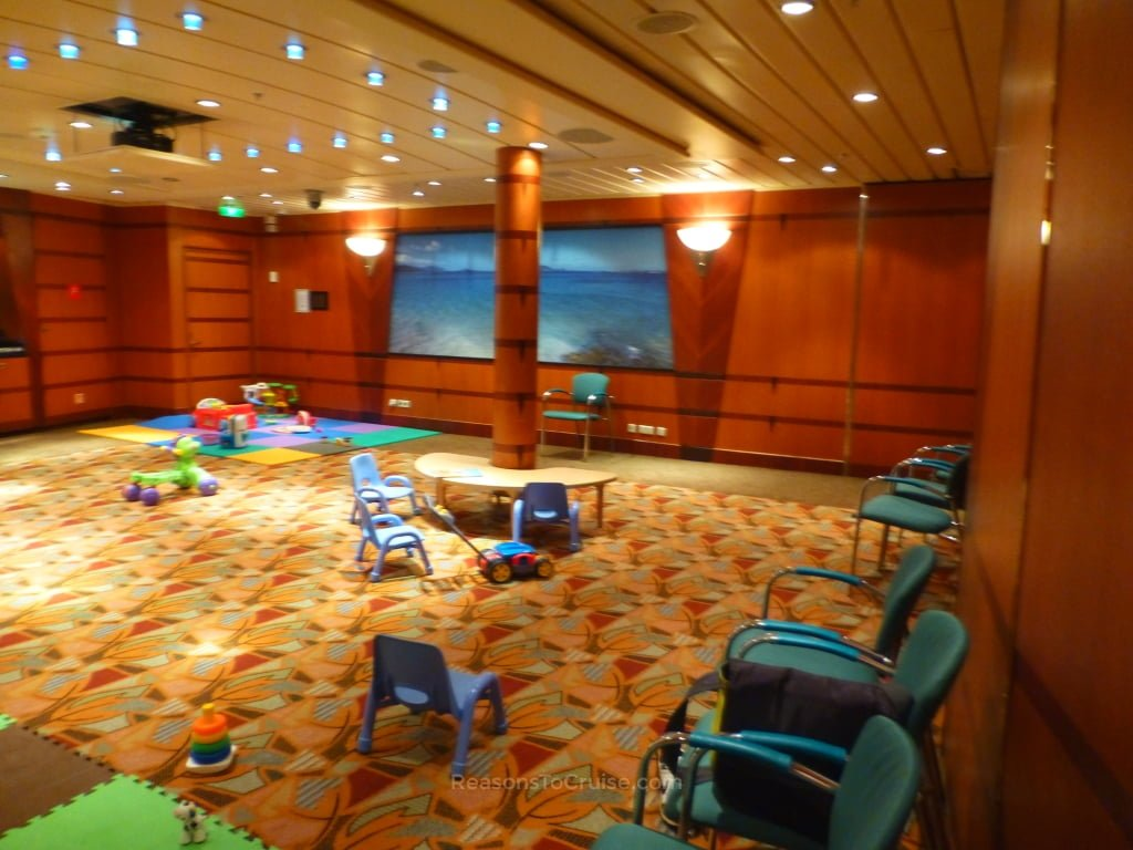 Playroom on Independence of the Seas