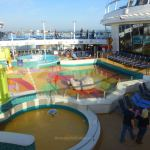 Kids splash area on Quantum of the Seas