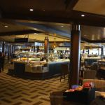 Windjammer Marketplace on Quantum of the Seas