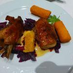 Duck a l'Orange on MSC Preziosa