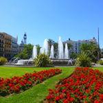 Gardens in Valencia