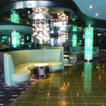The Green Sax bar on MSC Preziosa