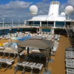 Azamara Quest's Pool deck