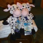 Cow soft toys