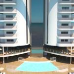 MSC Seaside aft rendering