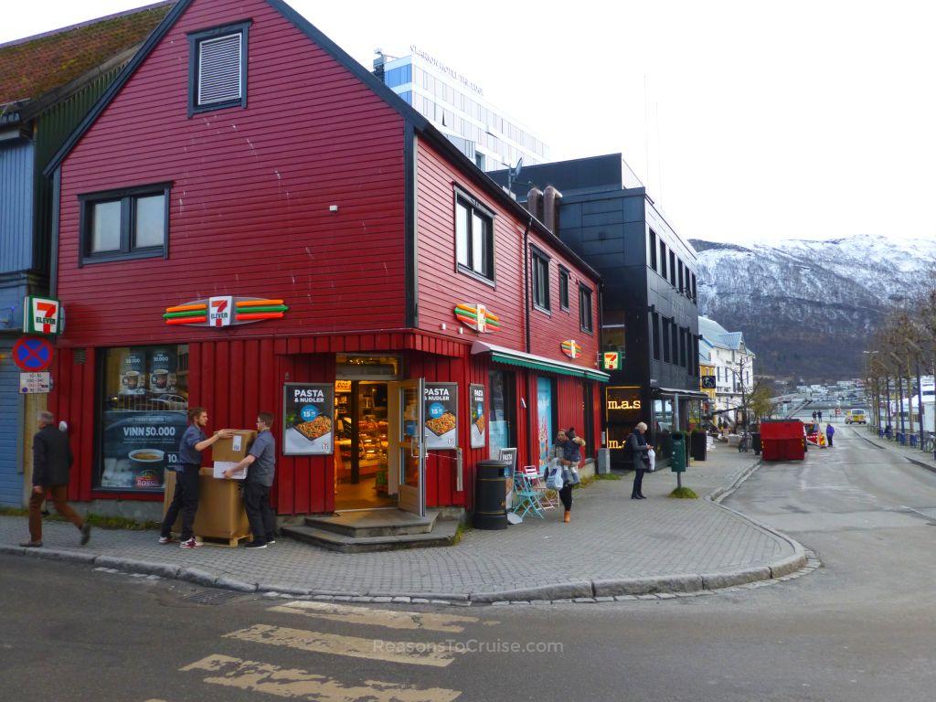 7-Eleven in Tromsø