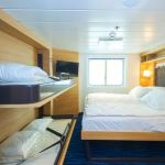 MS Spitsbergen Arctic Superior Cabin - Additional Beds