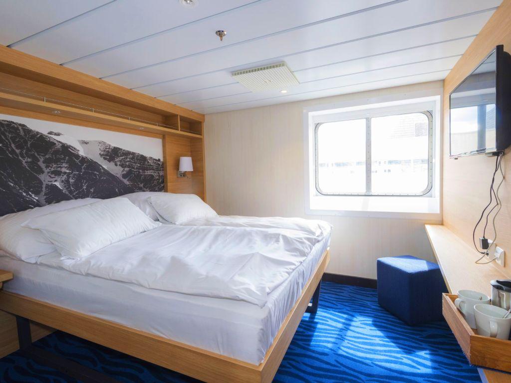 Hurtigruten Reveals Its Modern Scandinavian Decor Reasons To Cruise