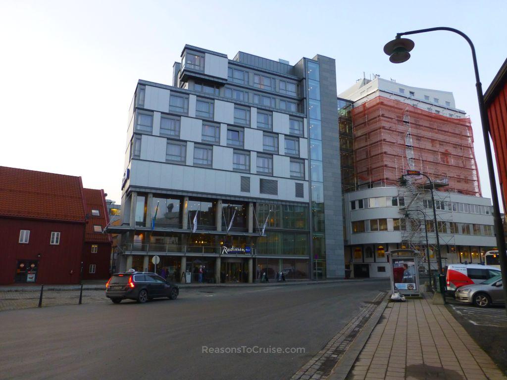 Radisson Blu Tromsø hotel