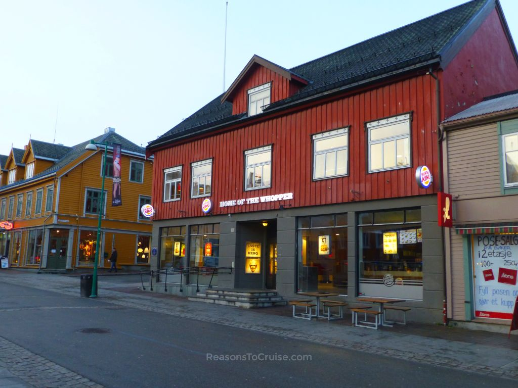 Tromsø Burger King
