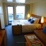 Carnival Breeze Balcony Cabin 6212