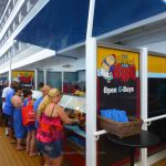 Fat Jimmy's C-Side Barbecue on Carnival Breeze