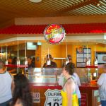 Guy's Burger Joint on Carnival Breeze