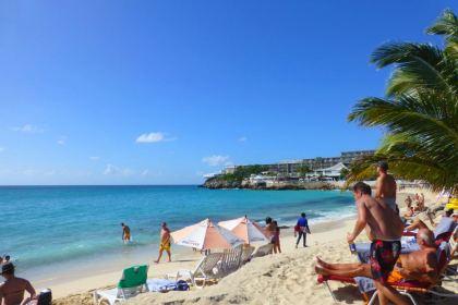 Maho Beach, St Maarten