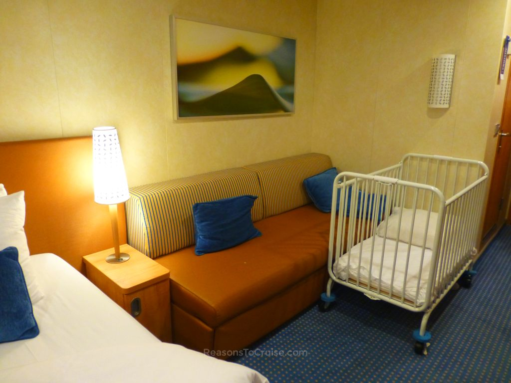 Carnival Breeze Balcony Cabin Review