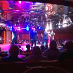 Crew cabaret on Balmoral