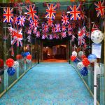 Getting ready for British night