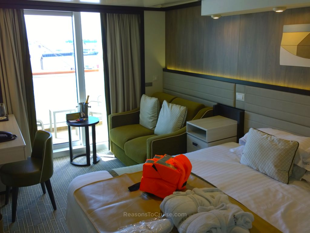 P o cruises britannia balcony cabin f330 review reasons for Balcony on cruise ship