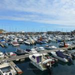 St Peter Port's marina