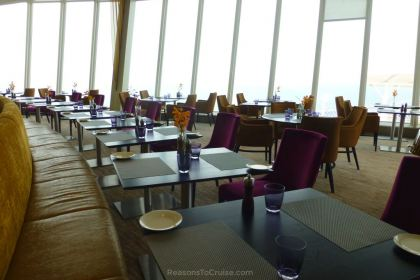 Coastal Kitchen on Harmony of the Seas