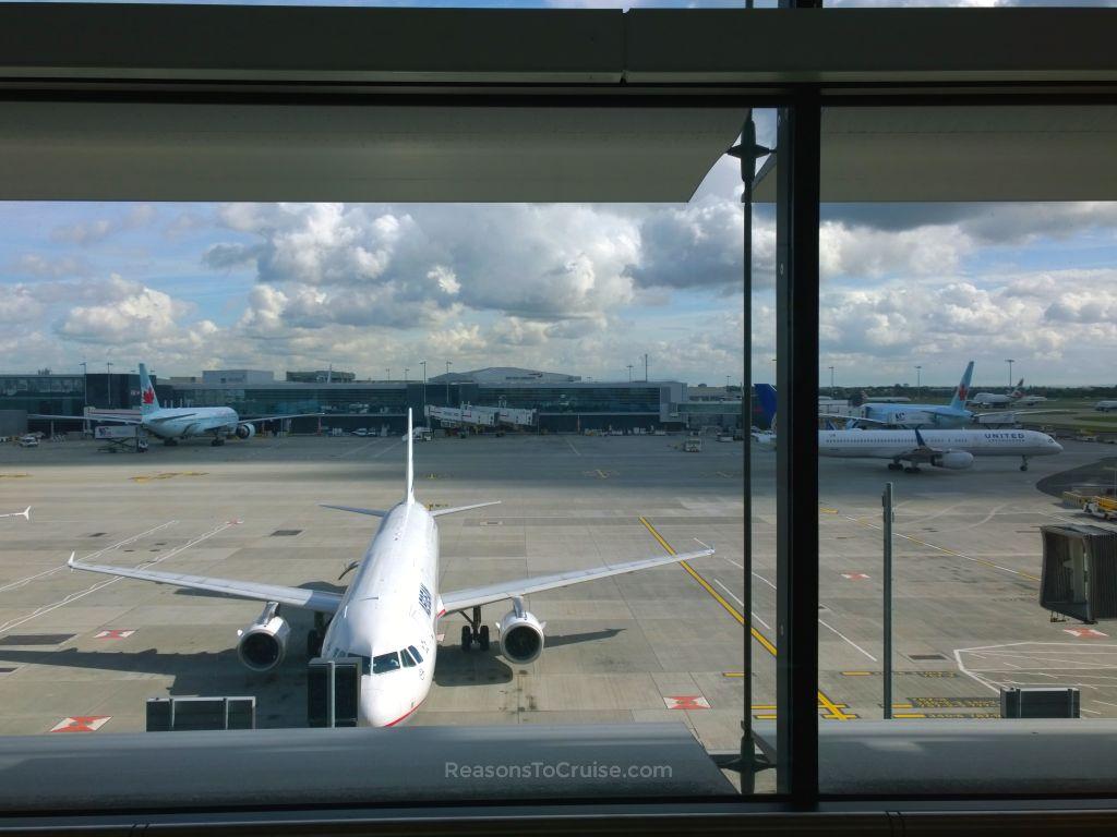 Heathrow Airport Apron
