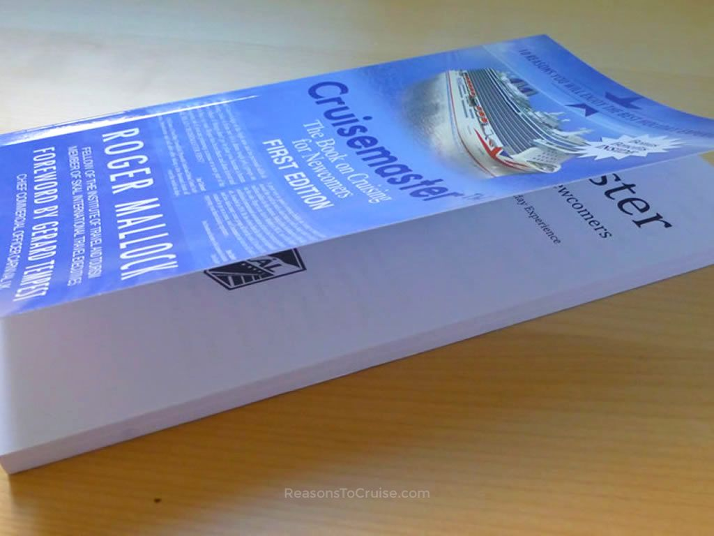My copy of the Cruisemaster book