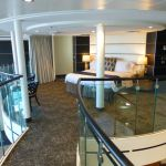Royal Suite on Anthem of the Seas