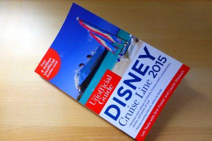 Unofficial Guide to Disney Cruise Line Review