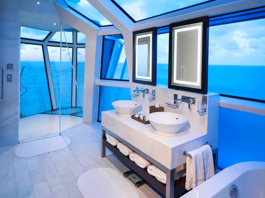 The Top Luxury Cruise Ship Suite Bathrooms Reasons To Cruise