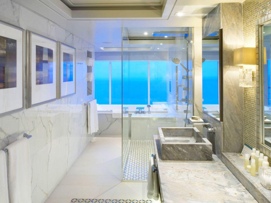 Crystal Symphony Bathroom Suite