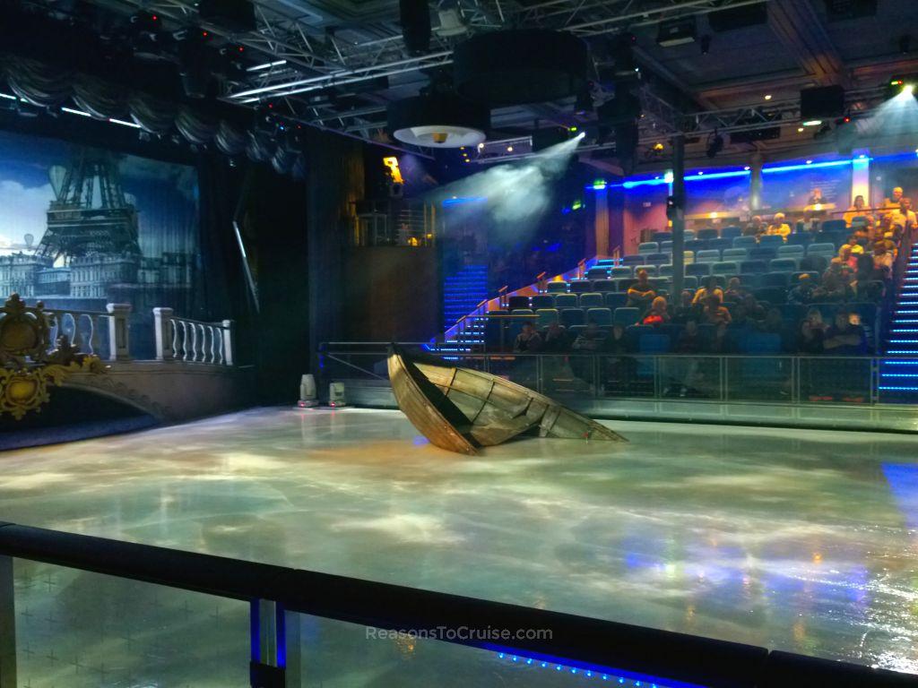 Studio B 1887 Ice Show