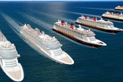 Disney orders two ships