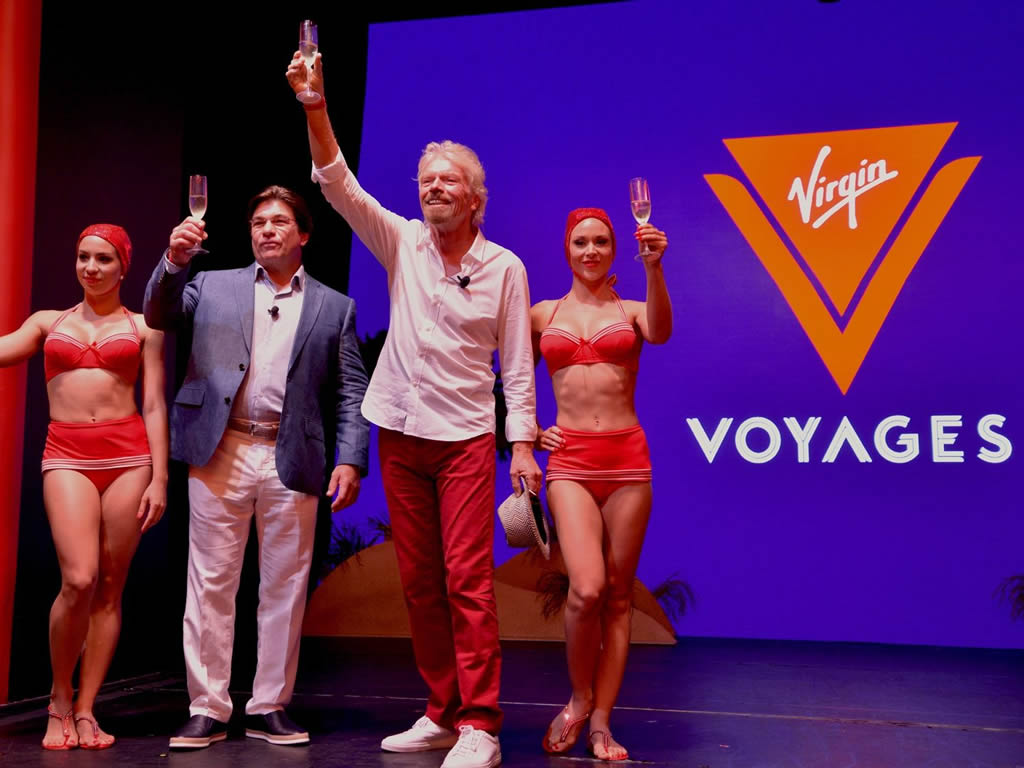 Launching Virgin Voyages