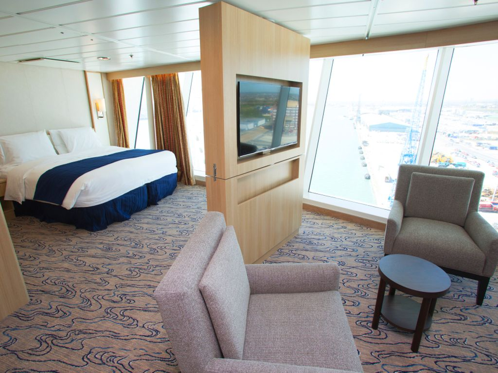 Rate Cruise Ship Rooms