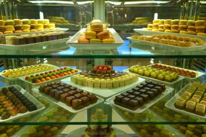 La Patisserie on Anthem of the Seas