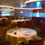 Main Dining Room on Caribbean Princess