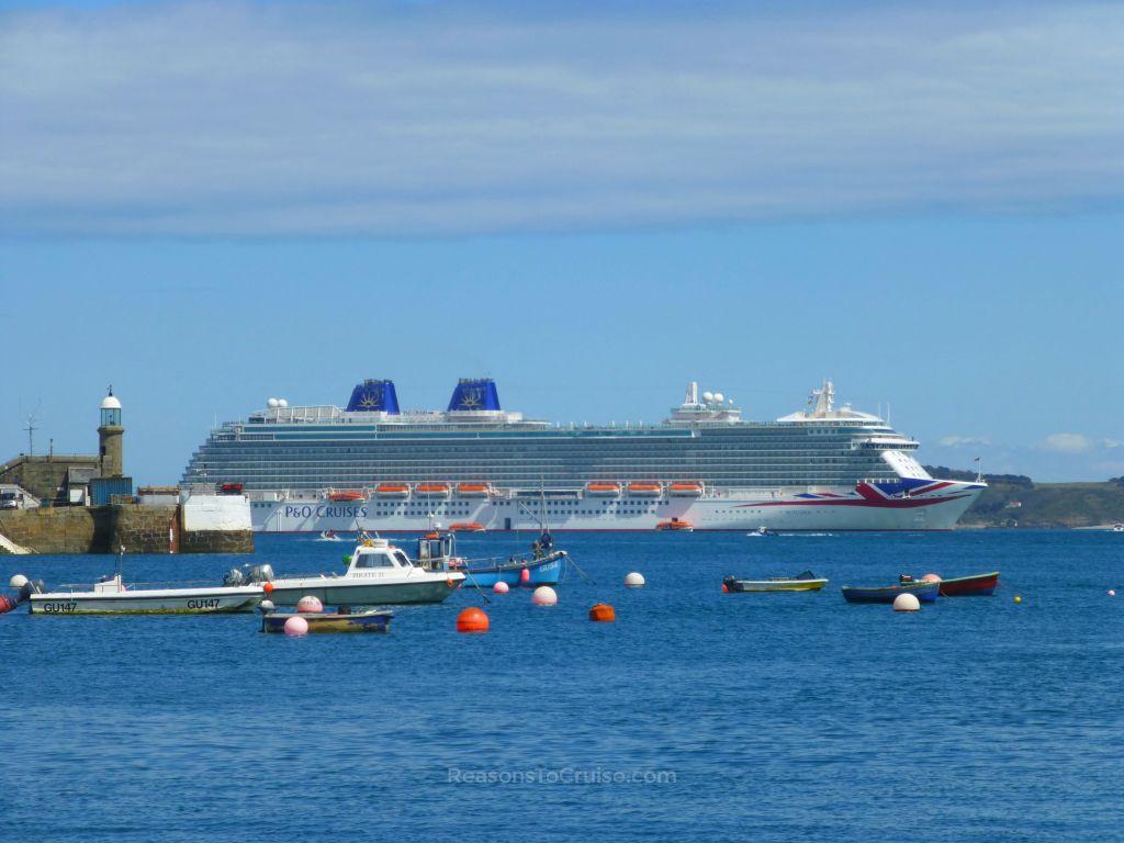 P&O Cruises' Britannia