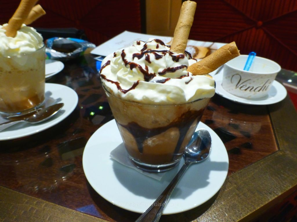 Speciality coffee on MSC Cruises