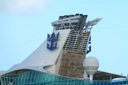 Adventure of the Seas funnel