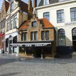 Dumon Chocolate shop in Bruges