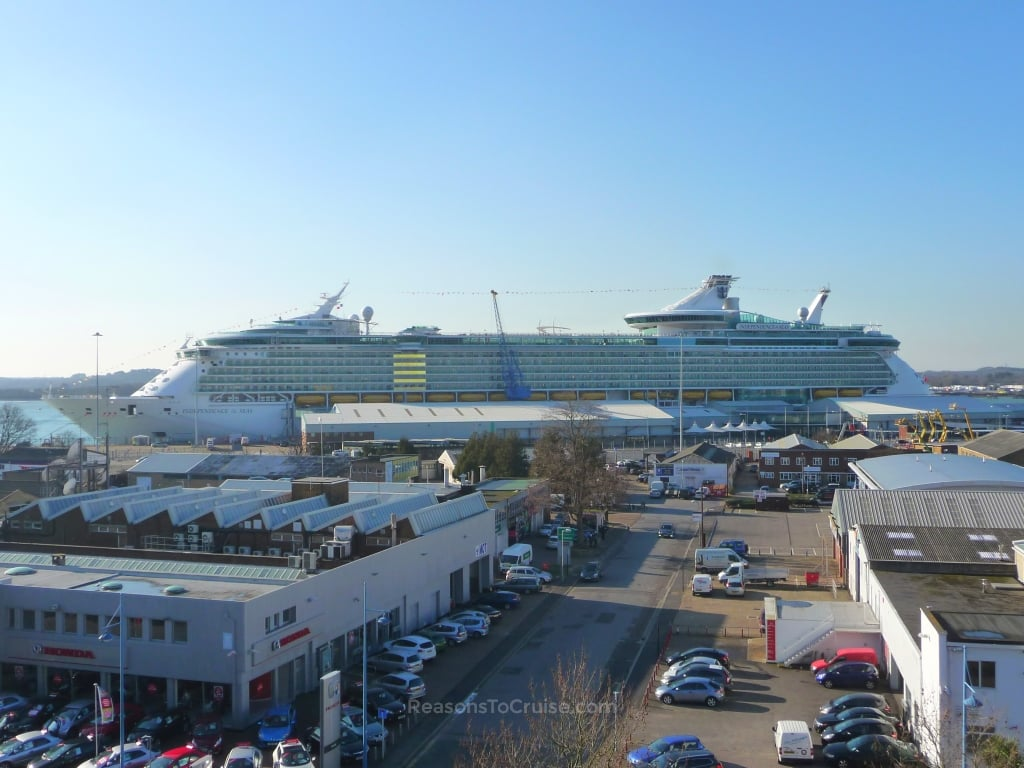 Independence Of The Seas 5 Night Mini Cruise 20 Oct 2018