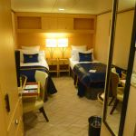 Queen Mary 2 Britannia Inside Cabin 6201 Review
