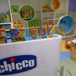 Chicco playroom for toddlers on MSC Meraviglia