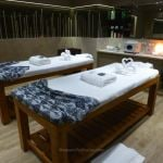 Couples Treatment Room in the Aurea Spa on MSC Meraviglia