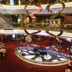 MSC Meraviglia's Infinity Atrium