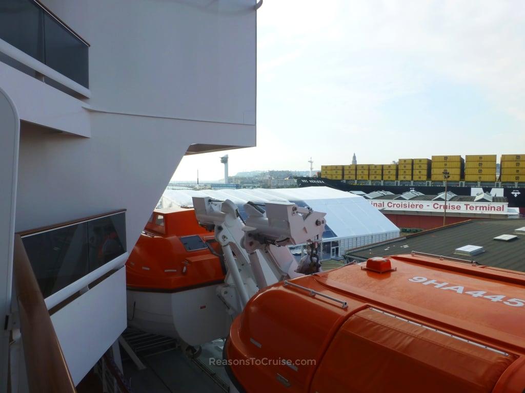 Msc Meraviglia Accessible Balcony Cabin Review Reasons