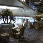 Palms Court on Crystal Symphony