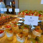 Sweet Treats at Lido Cafe on Crystal Symphony